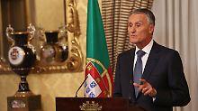 "Aníbal Cavaco Silva will ""Unklarheiten"" aus dem Weg räumen."