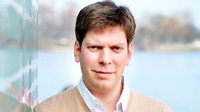 Lars Hinrichs gründete im Alter von 26 Jahren das Business-Netzwerk Xing.