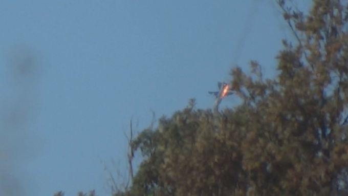 Schicksal der Piloten unklar: Türkische Armee schießt russischen Kampfjet ab