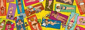 Comicstrips von Flix und Mawil: Quadratisch, praktisch, lustig