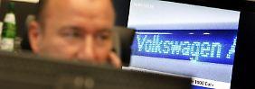Zehn Tage in Folge Kursgewinne: Lemming-Effekt greift bei VW-Aktie