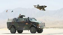 Das fliegende Auge aus Deutschland: Die Tornados der Bundeswehr