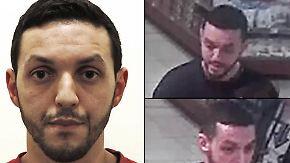 """Ist er der """"Mann mit Hut""""?: Polizei fasst Terrorverdächtigen Mohamed Abrini"""