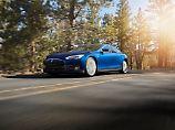 """US-Verkehrsaufsicht ermittelt: Teslas """"Model S"""" verursacht tödlichen Unfall"""