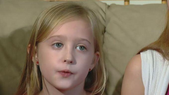 Seltene Diagnose in den USA: Achtjährige ist die jüngste Brustkrebspatientin der Welt