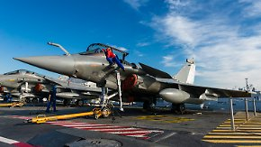 Marine, Flugzeuge, U-Boote: Das ist die internationale Allianz gegen den IS