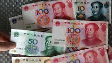 Die Aufnahme des Yuans in den Währungskorb ist ein erster Schritt für China.