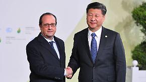 Weltklimagipfel in Paris: Peking will mehr Verbindlichkeit beim Klimaschutz