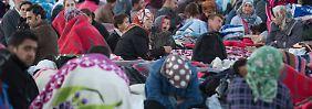 Versorgung von Flüchtlingen: So viel Geld braucht die Uno für Syrien