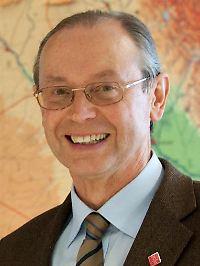 Günter Meyer leitet das Zentrum für Forschung zur arabischen Welt an der Universität Mainz.
