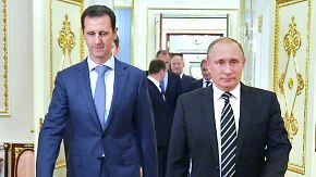 Rolle Russlands immer wichtiger: Ein Überblick über die Gemengelage in Syrien