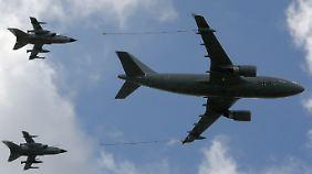 Deutsche fürchten Anschlagsgefahr: Kabinett winkt Bundeswehr-Einsatz in Syrien durch