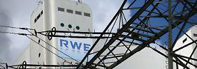 Mit Ökostrom aus der Krise: RWE plant Unternehmensaufspaltung