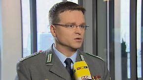 """""""Überbuchte Bundeswehr"""": Bundeswehrverband fordert klare Ziele für Einsatz in Syrien"""