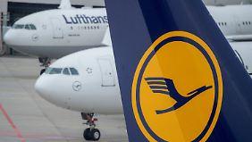Wie geht's weiter?: Lufthansa lädt drei Gewerkschaften zum Jobgipfel