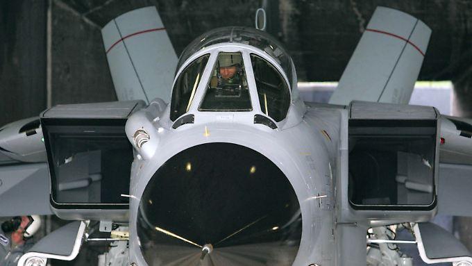 Von 93 Tornados der Bundeswehr sind derzeit 29 einsatzbereit.