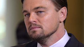 Promi-News des Tages: Dementi: Leonardo DiCaprio wird nicht von Bär vergewaltigt