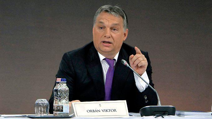 Viktor Orban: Ich habe vier Töchter und ich möchte nicht, dass sie in einer Welt aufwachsen, in der Köln passiert.