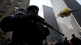 Terrorangst in den USA: Schutzmaßnahmen werden erhöht