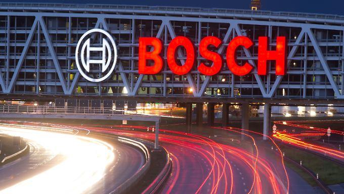 Bosch kommentiert die Klage bislang noch nicht.