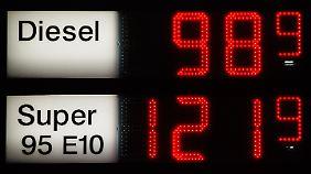 1 Liter Diesel für unter 1 Euro: Benzin und Heizöl so günstig wie seit Jahren nicht mehr