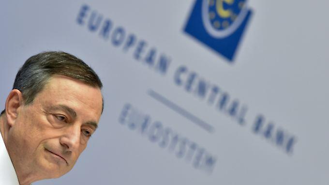 Verluste an den Börsen: Billig-Geld-Politik der EZB enttäuscht die Anleger