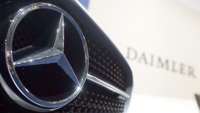 China ist der größte Einzelmarkt von Daimler.