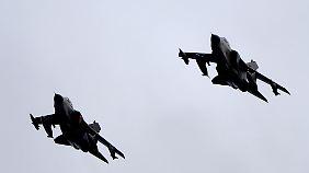 Vorauseilender Gehorsam?: Risiko für Bundeswehr-Kampfpiloten ist groß