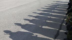 Ausweitung der Einsätze: Bundeswehr fordert bis zu 10.000 neue Soldaten