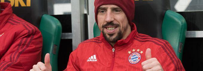 "Der Münchner Gigant: ""Zäsur"" Ribéry hat den FC Bayern verändert"