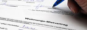 Nur wenn es ausdrücklich vereinbart wurde, muss der Mietvertrag dem Vermieter zum Abschluss im Original vorliegen.