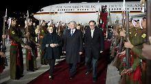 Verteilung von Flüchtlingen: Bundespräsident Gauck kritisiert EU-Partner