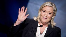 Regionalwahlen in Frankreich: Front National wird stärkste Partei