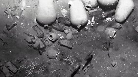 "Goldbeladene Galeone: Forscher entdecken Wrack der ""San José"" vor Kolumbien"