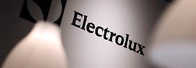 Milliardendeal mit GE geplatzt: Elektrolux-Aktien stürzen ab