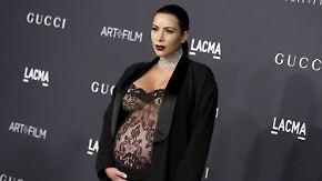 Promi-News des Tages: Kim Kardashian verrät Namen ihres Sohnes
