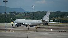Herrenlose Flugzeuge in Malaysia: Vermisst jemand seine Boeing 747?