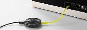 Multiroom und Spitzenklang: Chromecast Audio schließt zu Sonos auf