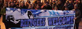 """In aller Munde: """"Flüchtlinge"""" zum Wort des Jahres gekürt"""