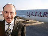 """""""Bei Muslimen nicht willkommen"""": Qatar-Chef warnt Trump"""