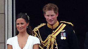 Promi-News des Tages: Sind Prinz Harry und Pippa Middleton ein Paar?