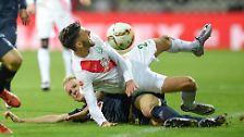 """Die Bundesliga in Wort und Witz: """"Ich glaube, es ist noch kein Big Brother"""""""