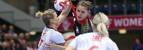 WM-Niederlage gegen Norwegen: Olympia-Traum der Handballerinnen platzt