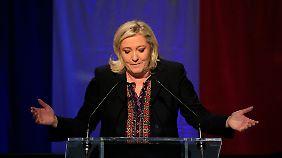 Regionalwahlen in Frankreich: Front National erleidet in zweiter Runde herbe Niederlage