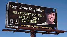 Anklage wegen Fahnenflucht: US-Soldat Bergdahl muss vor Kriegsgericht