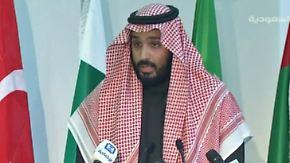 Bündnis von 34 Nationen: Saudi-Arabien ruft islamische Antiterror-Koalition ins Leben