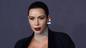 Promi-News des Tages: Kim Kardashian isst ihre Plazenta in Tablettenform