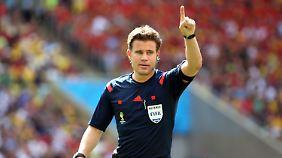 Felix Brych gehört zu den Schiedrichtern der EM 2016.