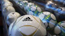 Top-Sponsor bis 2030: Adidas probt ein Aufständchen