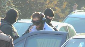 Wegen Terrorverdachts: Salafistenprediger Sven Lau festgenommen